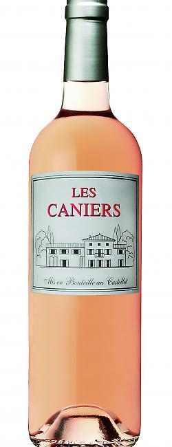 Bouteille Les Caniers VCE